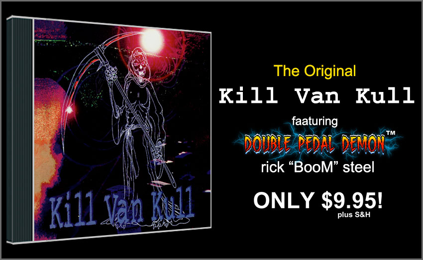 The Original Kill Van Kull CD